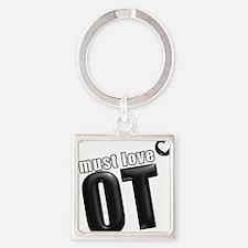 Must Love OT Keychains