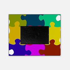 Unique Puzzle Picture Frame