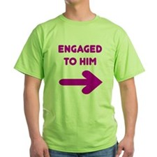 Engaged Arrow T-Shirt