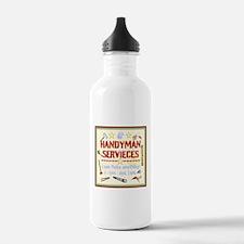 Handyman Water Bottle
