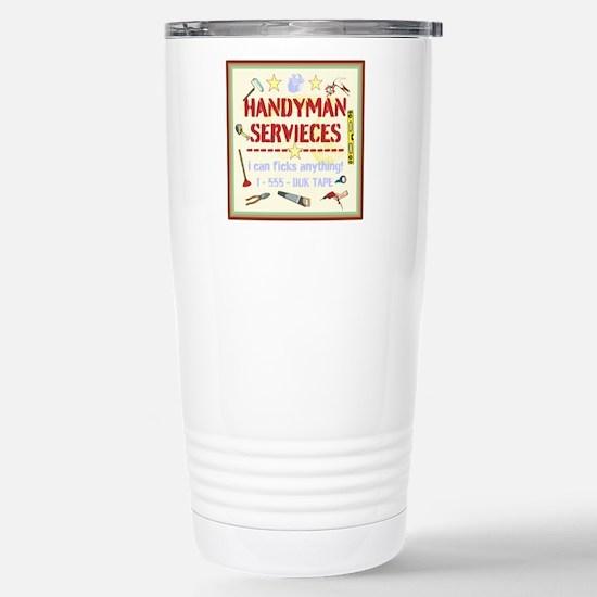 Handyman Travel Mug