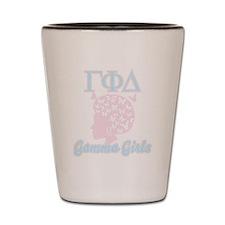 Gamma Girls Shot Glass