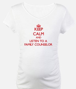 Keep Calm and Listen to a Family Counselor Materni