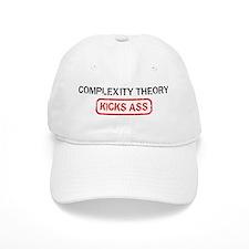 COMPLEXITY THEORY kicks ass Baseball Cap