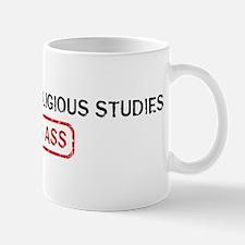 COMPARATIVE RELIGIOUS STUDIES Mug