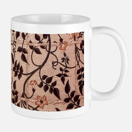 William Morris Jasmine Trellis Mugs