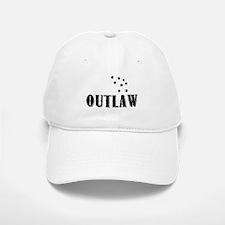 Outlaw Baseball Baseball Baseball Cap