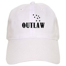Outlaw Baseball Baseball Cap