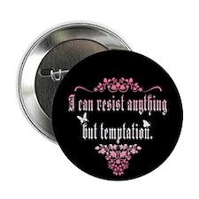 """Temptation 2.25"""" Button"""