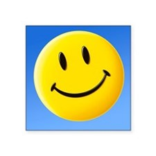 Smiley face symbol - Sticker