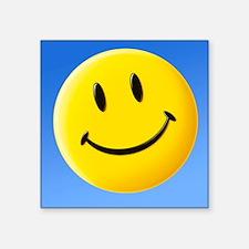 Smiley face symbol - Sticker