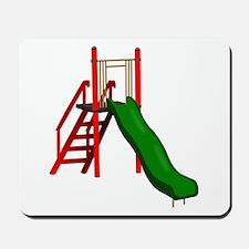 Playground Slide Mousepad