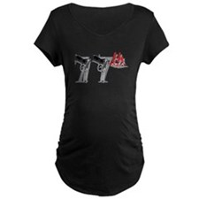 77th Area Maternity T-Shirt
