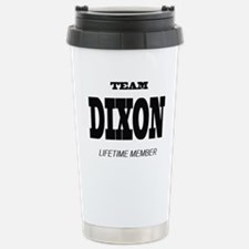 Team Dixon Travel Mug