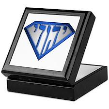 Super Jew(blue/white) Keepsake Box