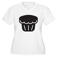 Muffin Plus Size T-Shirt