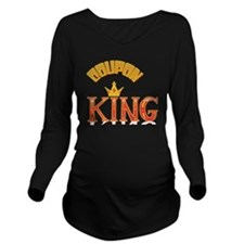 COUPON KING Long Sleeve Maternity T-Shirt