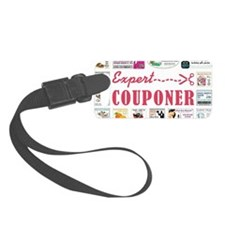 EXPERT COUPONER Luggage Tag