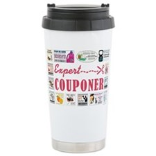 EXPERT COUPONER Travel Mug