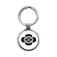 mokko Round Keychain