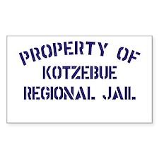 Property KRJ Rectangle Decal