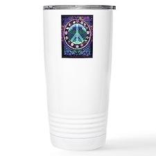World Religions Peace Travel Mug