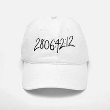 28:06:41:12 donnie darko numbers Baseball Baseball Cap