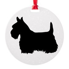 scottish terrier 1C Ornament