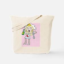 Hen Do Girl Tote Bag