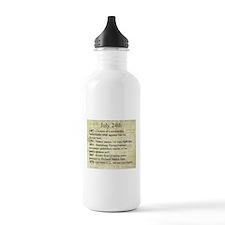 July 24th Water Bottle