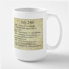 July 24th Mugs