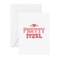 Itzel Greeting Cards (Pk of 10)