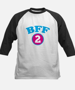 BFF 2 BEST FRIEND Baseball Jersey