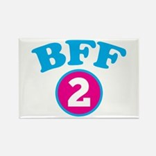 BFF 2 BEST FRIEND Magnets
