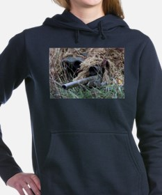 Reach out and touch someone! Hooded Sweatshirt