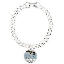 Airborne Charm Bracelet, One Charm
