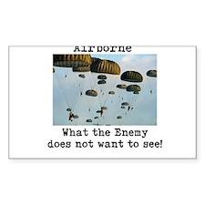 Airborne Decal