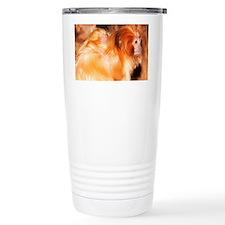 Golden Lion Tamarin mot Travel Mug