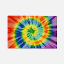 Printed Tie Dye Pattern Magnets