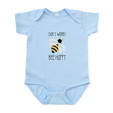 Dont Worry Bee Happy Body Suit