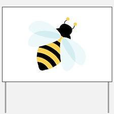 Bumblebee Yard Sign