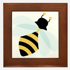 Bumblebee Framed Tile