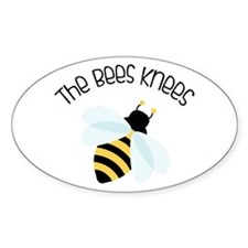 The Bees Knees Decal