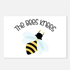 The Bees Knees Postcards (Package of 8)
