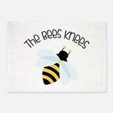 The Bees Knees 5'x7'Area Rug