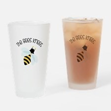 The Bees Knees Drinking Glass