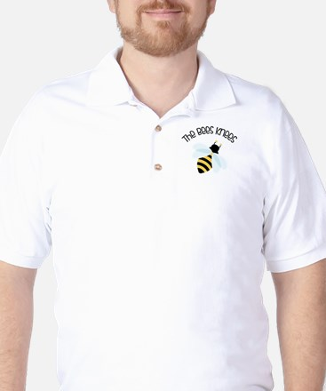 The Bees Knees Golf Shirt