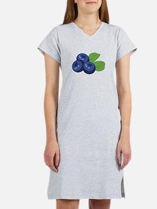 Blueberry Women's Nightshirt