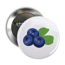 "Blueberry 2.25"" Button"