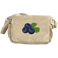 Blueberry Messenger Bag